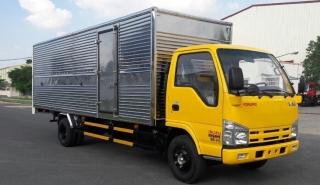 Xe tải VINHPHAT NK490SL 1T9 Thùng Dài 6M2