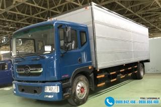 Xe tải Veam 8.5 Tấn VPT950 - Thùng Kín Dài 7M8