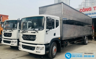 Xe tải Veam 8 Tấn VPT880 - Thùng Kín 9M7