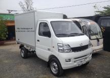 Xe tải Veam Star 750kG – Thùng Kín