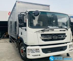 Xe tải Veam VPT880 Thùng Kín Dài 9M7